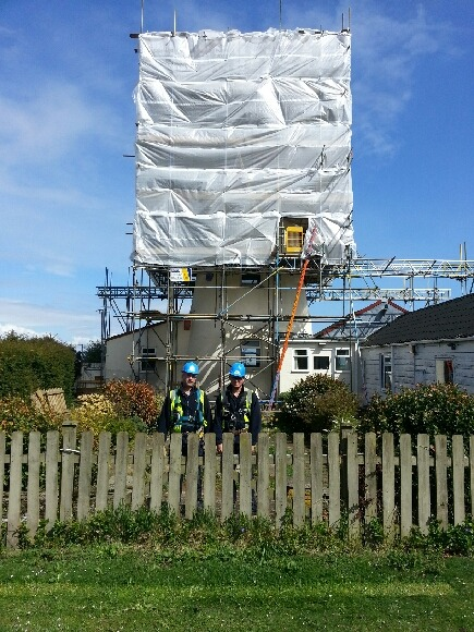 Scaffolding Services In Cambridgeshire