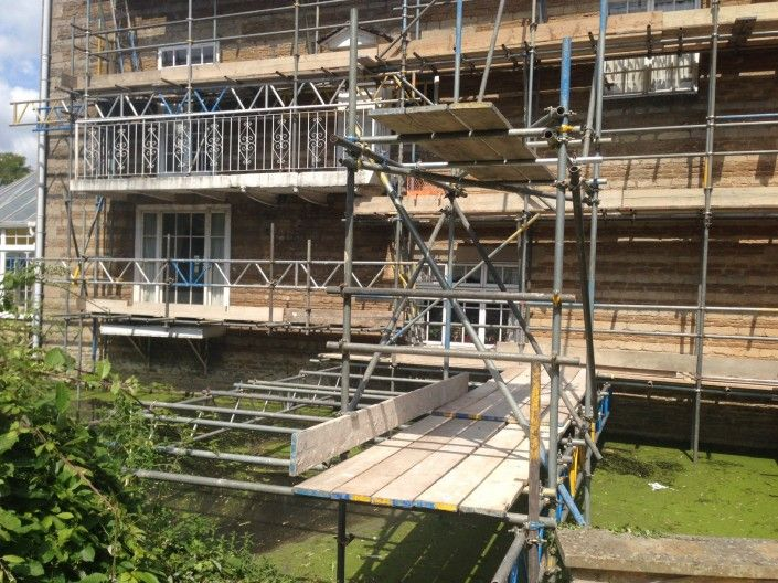 Commercial Scaffolding Northants