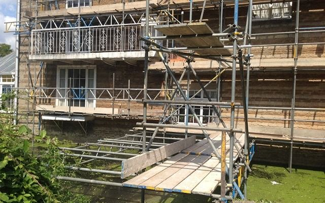 Scaffolding services in Cambridge