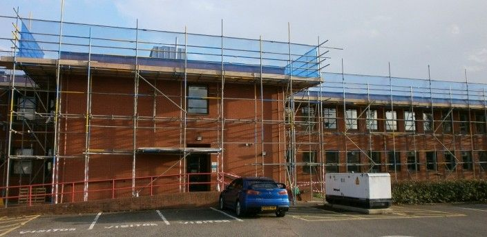 Cambridgeshire Domestic Scaffolding