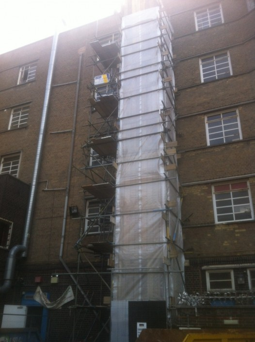 Scaffolding Hire Prices in Leicestershire